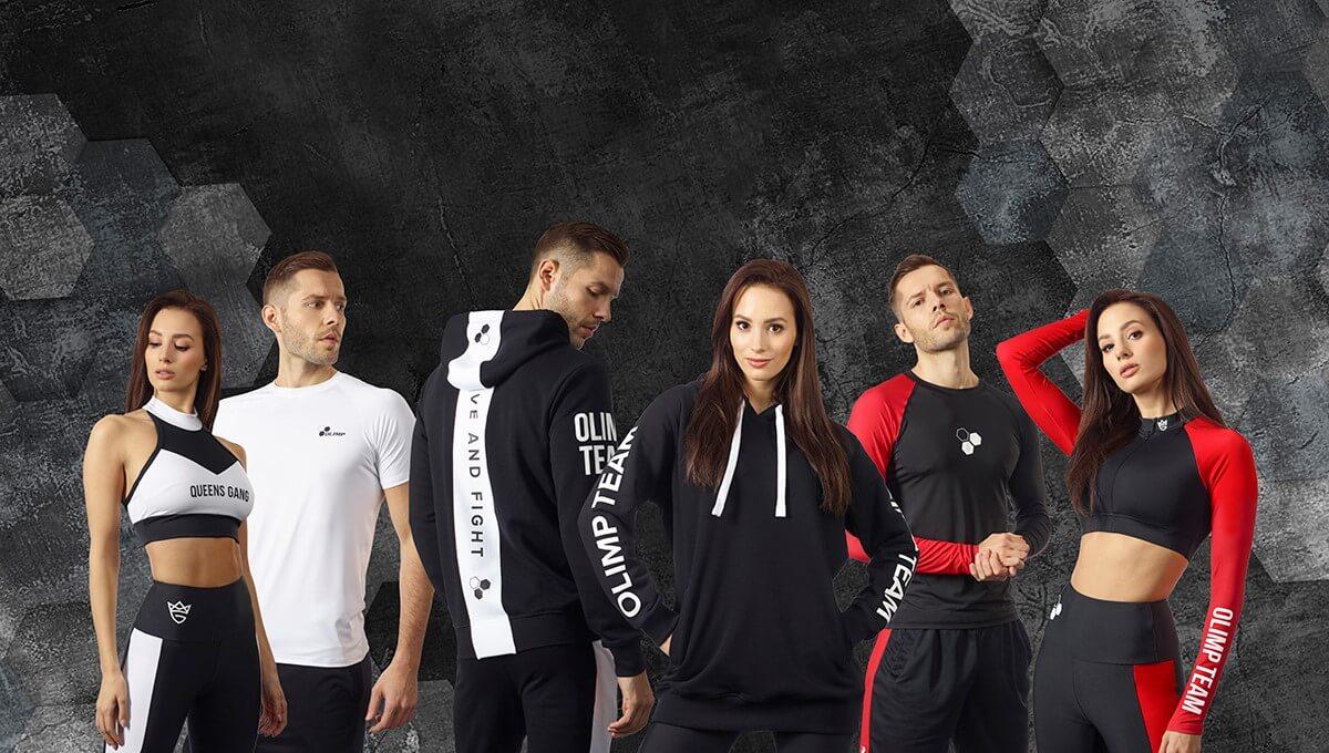La nuova collezione di abbigliamento di Olimp Sport Nutrition è già in vendita!