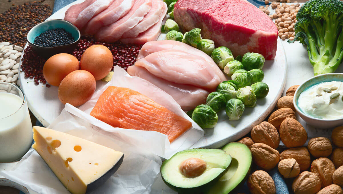 Discover the 3 myths about high-protein diets!