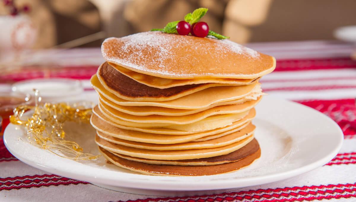 I pancake proteici.  Scopri i loro benefici nella dieta quotidiana.