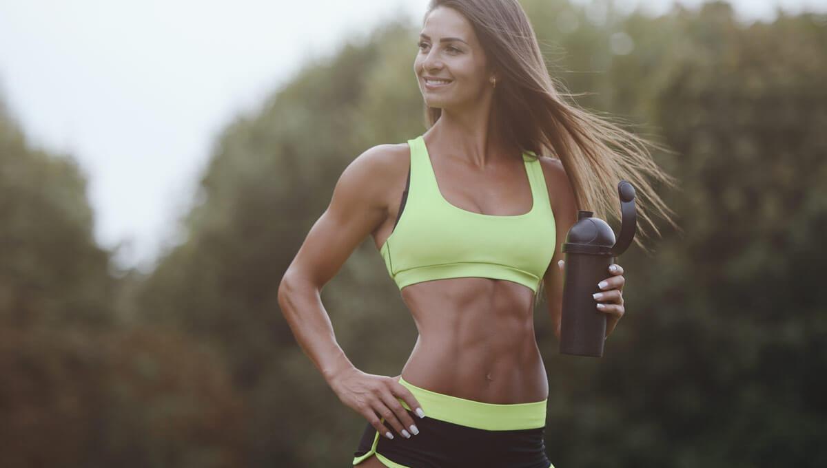 ¿ Cuáles son los mejores pre entrenamientos para las mujeres?  Descubre los productos TOP3!