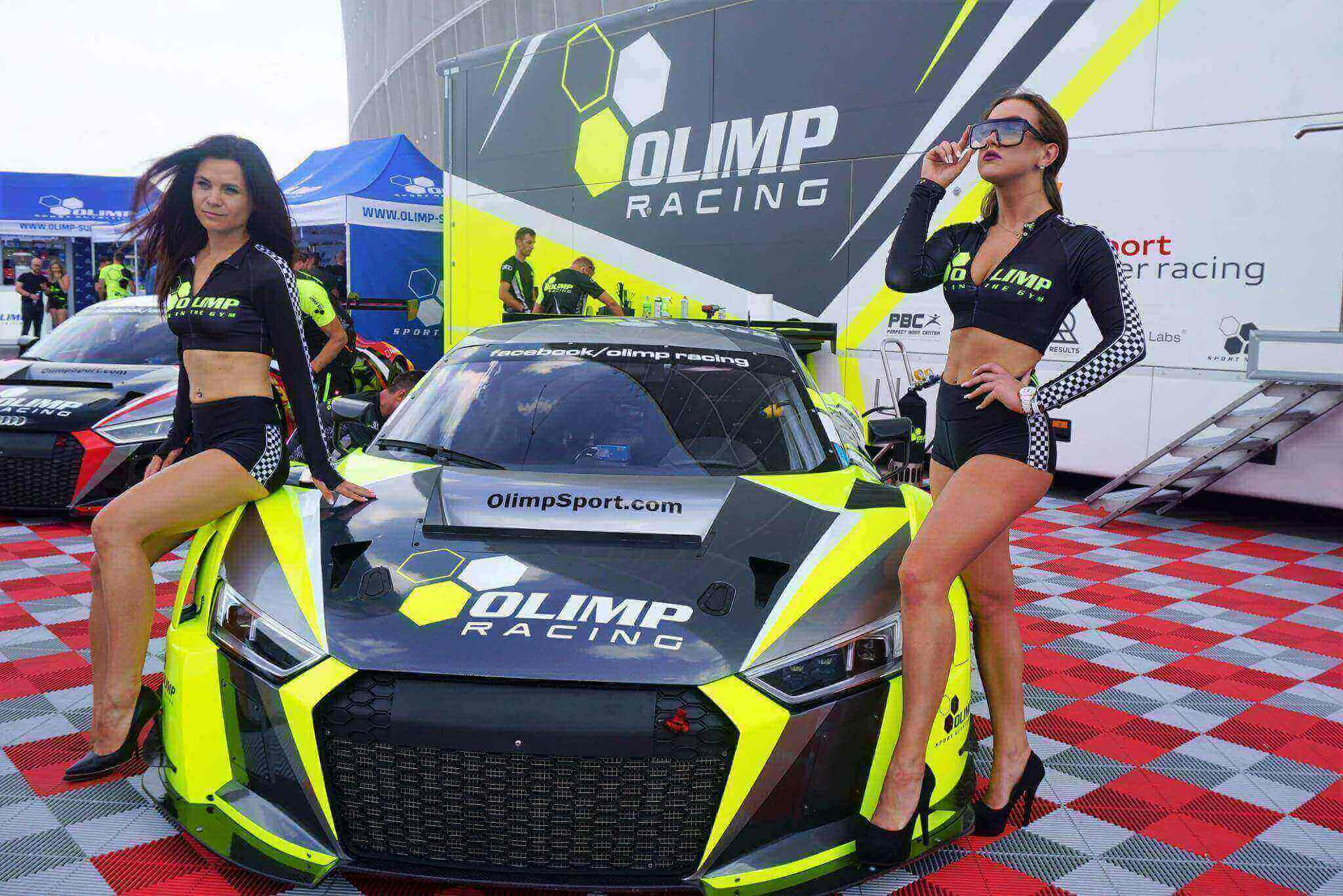 Olimp and fast cars?  Our first-rate performance at Raceism 2018!