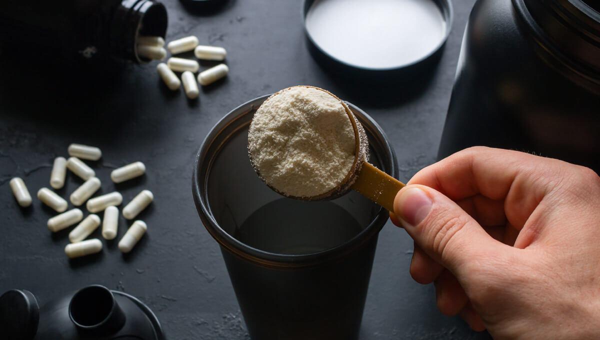 Ranking najlepszych odżywek  przedtreningowych marki Olimp Sport Nutrition!