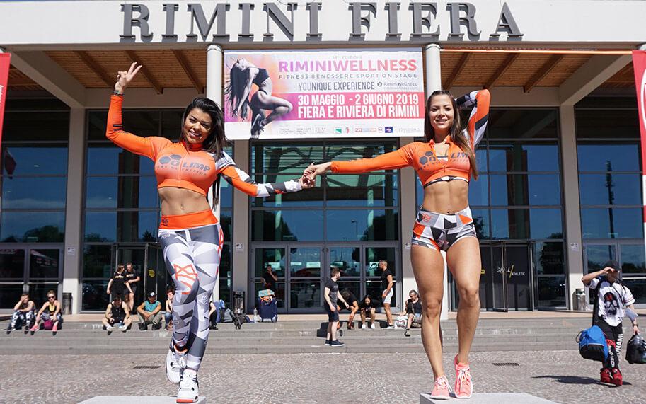 Olimp Sport Nutrition  w słonecznej Italii. Na Targach Rimini Wellness