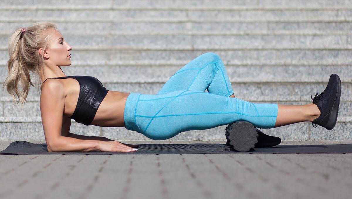 Zadbaj o mięśnie  – użyj rolera!