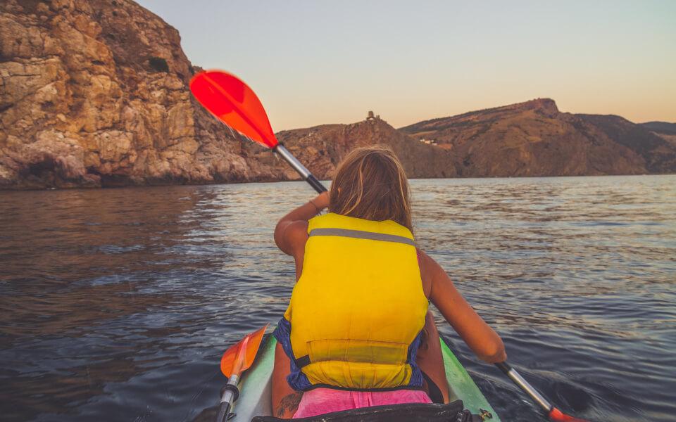 Entdecken Sie 30 Ideen  für eine aktive Freizeitgestaltung im Freien!