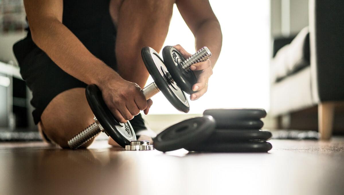 Trainingsgeräte für zu Hause.  Was sollte man auswählen?