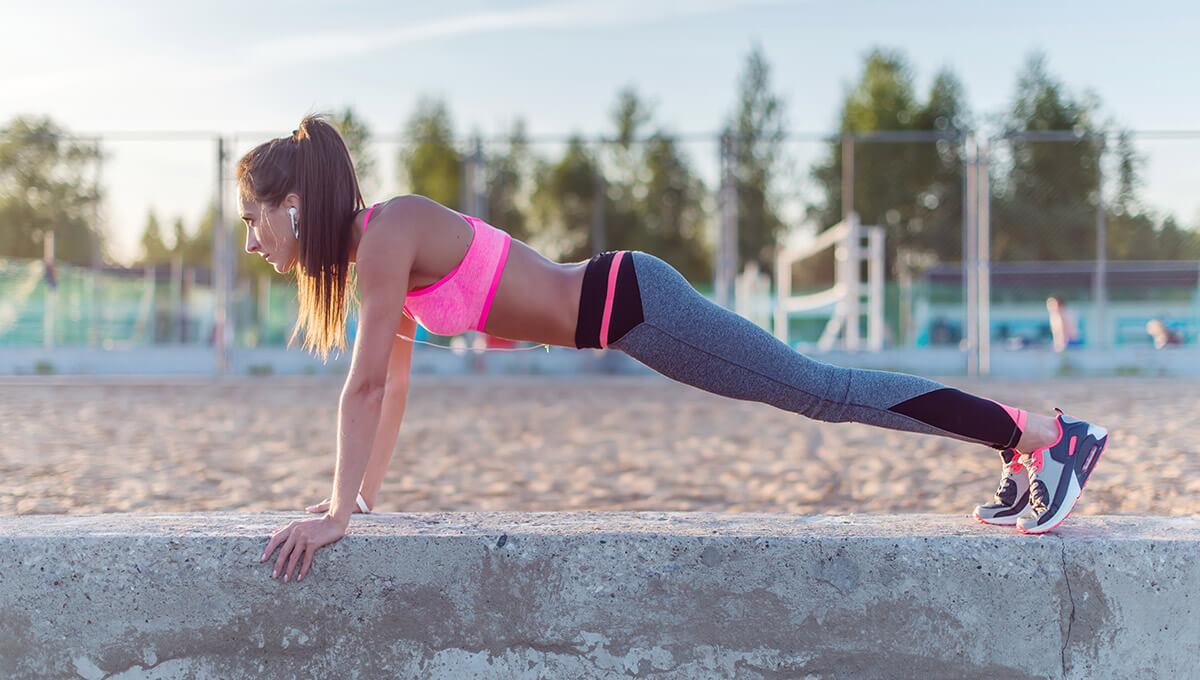 Street workout  - jak ułożyć perfekcyjny plan