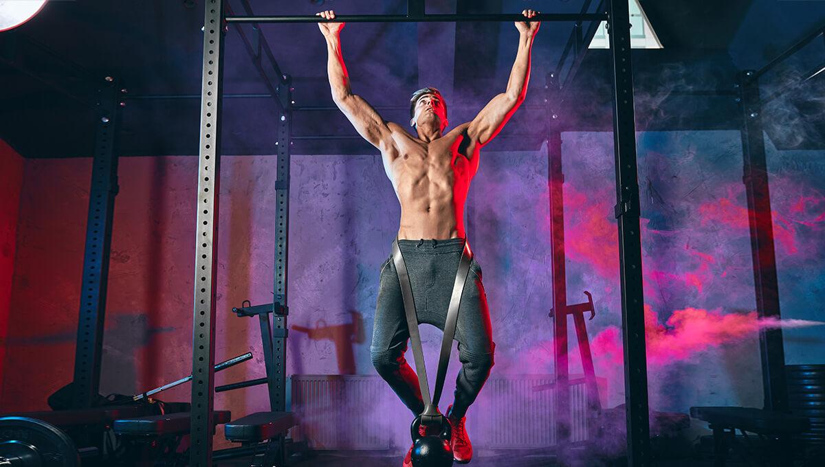 Street workout  - specyfika treningu siłowego