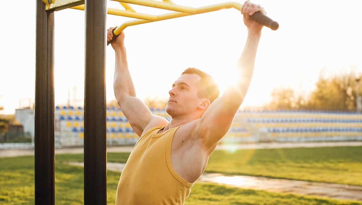 Jak poprawić  swoje wyniki w street workout?
