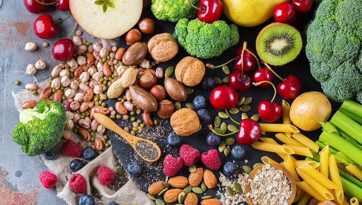 Supplementierung für Veganer.  Wie kann man die vegane Diät bereichern?