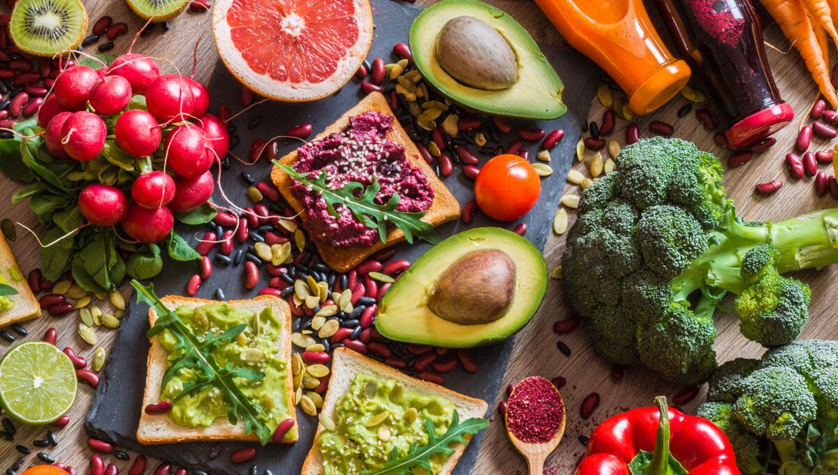 ¿Qué suplementos son esenciales  para una dieta vegana?