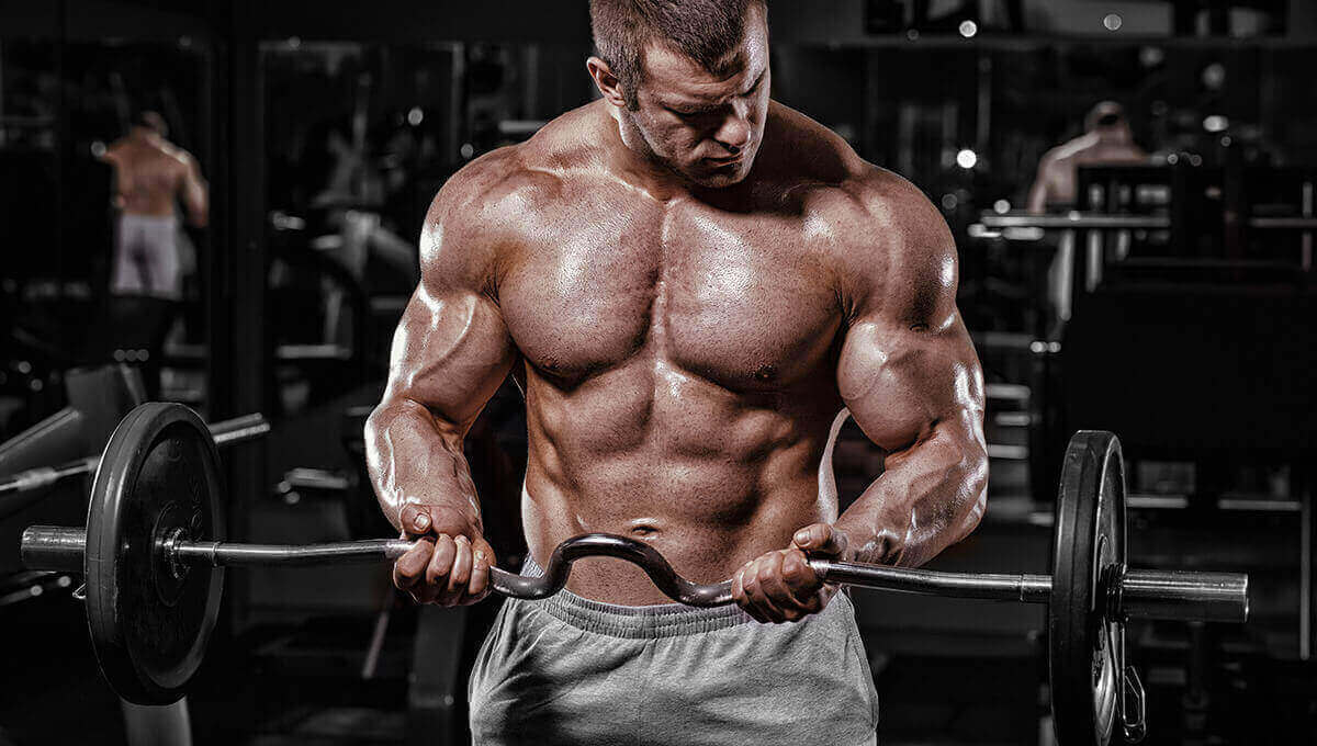 HOW TO BUILD MUSCLE MASS.