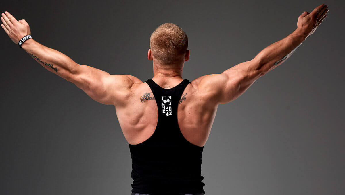 How to build  masterly shoulders?