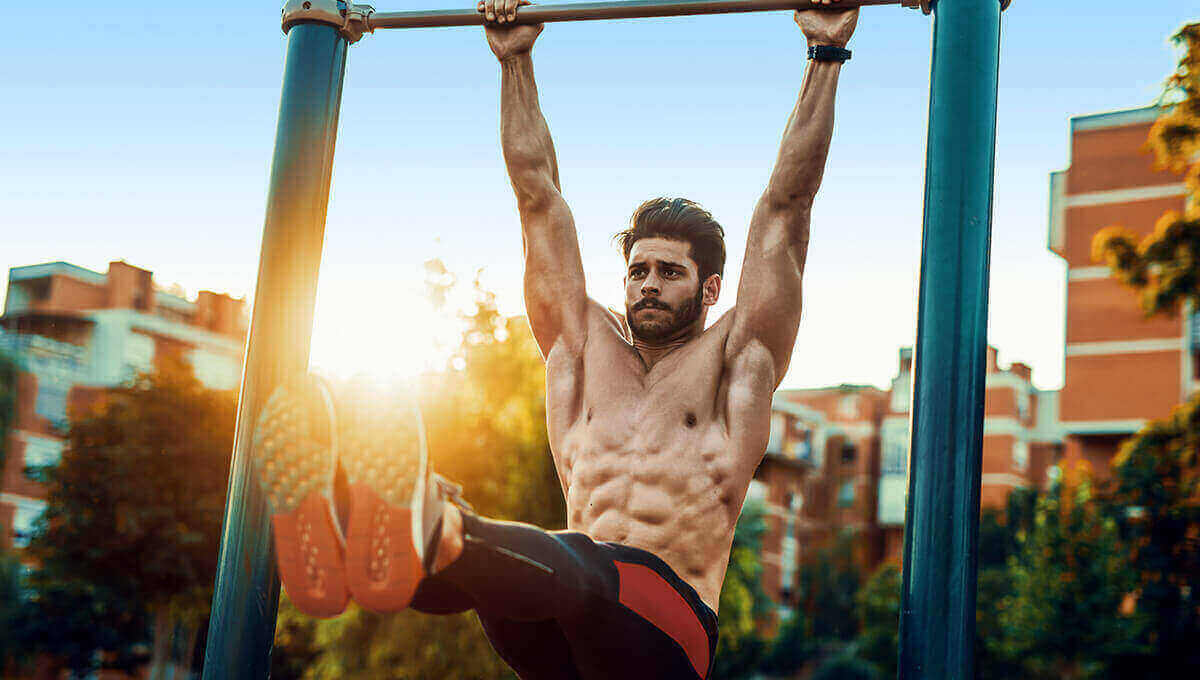 THE RECIPE FOR ABDOMINAL MUSCLES.