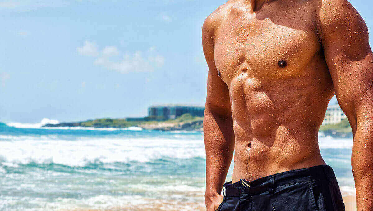 How to make  a beach body?