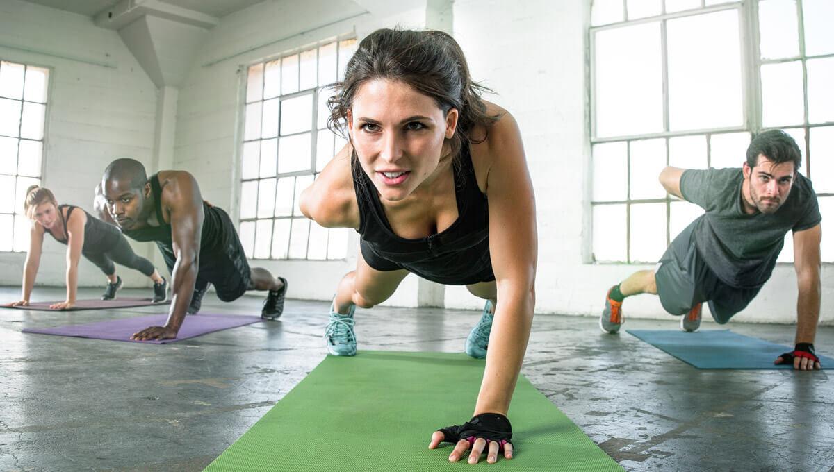 Tabata training. The key information.