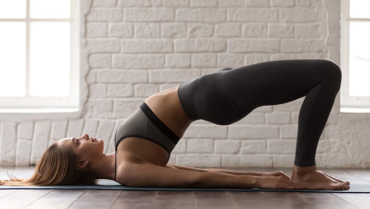TOP 10 Übungen für zu Hause.  Lernen Sie jede von ihnen kennen!