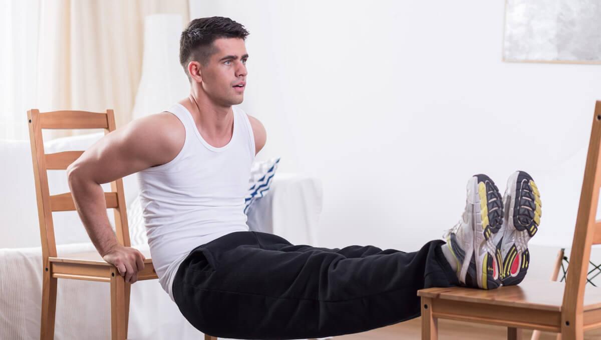 Pratique à domicile et calisthénie  - voyez les avantages !