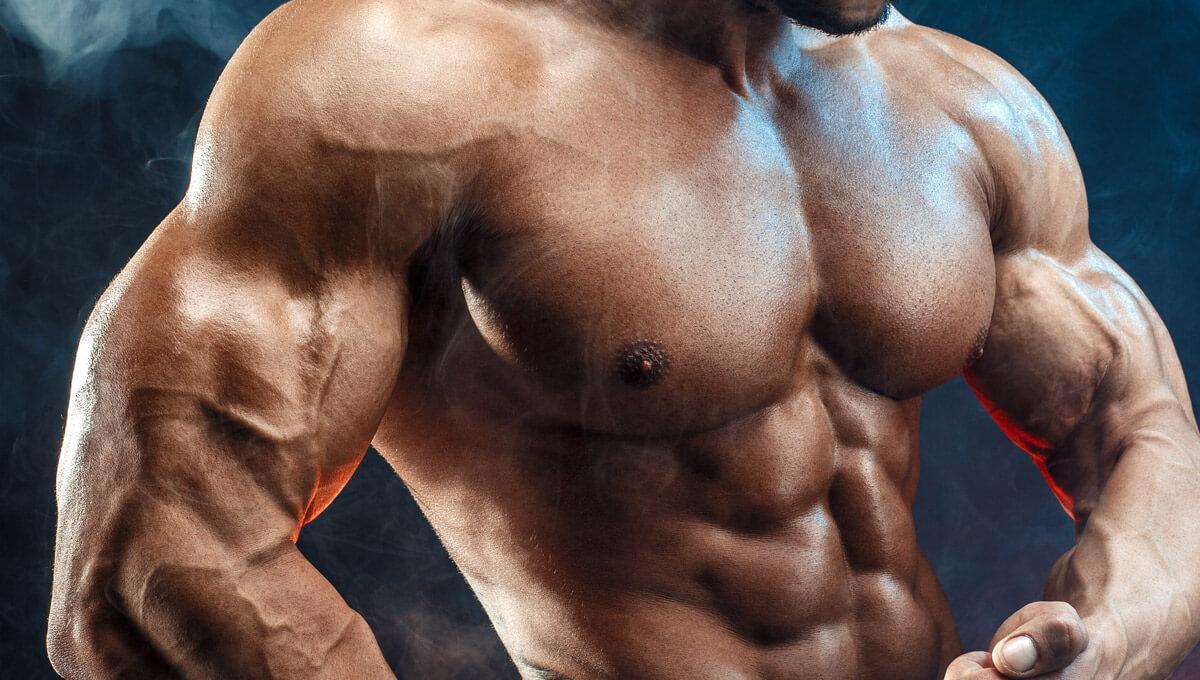 Bizepstraining zu Hause.  Bauen Sie echte Muskeln auf!