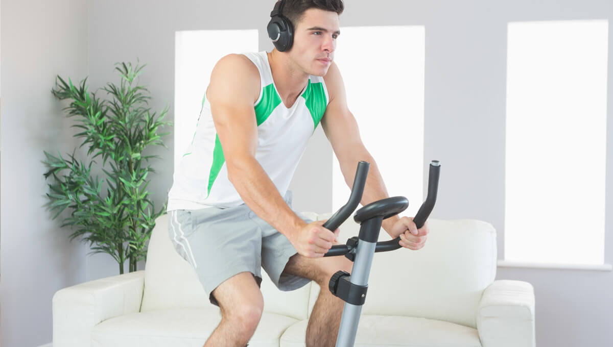 Bike training at home.  Is it really worth trying?