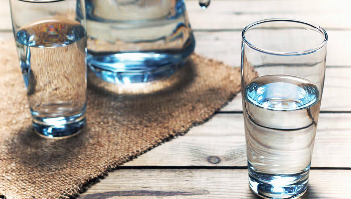 Wasser  - der beste Freund der Frau!