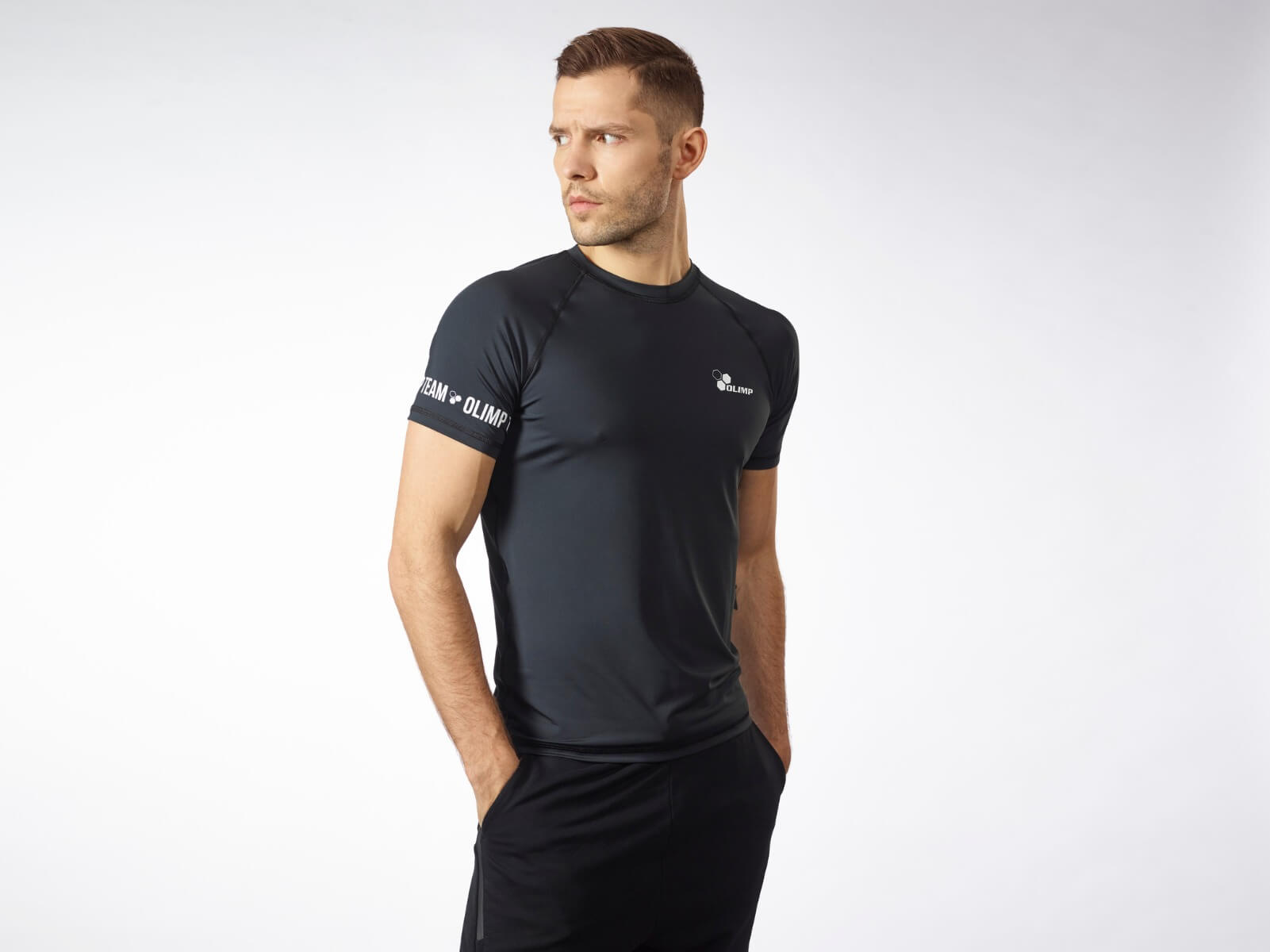 Men's T-shirt Core Black