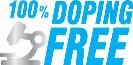 doping free logo