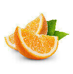 juicy orange